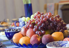 Beautiful table setting Royalty Free Stock Images
