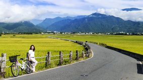 Beautiful Taitung Conunty stock images