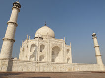 A beautiful Taj Mahal Royalty Free Stock Photo