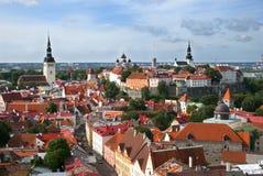 Beautiful Tallinn Stock Image