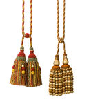 Beautiful tassels Royalty Free Stock Image