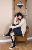 Beautiful teen Royalty Free Stock Photo
