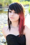 Beautiful teen Royalty Free Stock Images