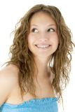 Beautiful Teen Girl Stock Photography