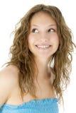 Beautiful Teen Girl stock photography