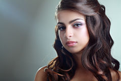 Beautiful teen girl Royalty Free Stock Photography