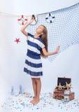 Beautiful teen girl Royalty Free Stock Images