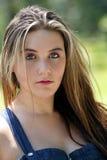 Beautiful Teen Girl Outdoors (1) Stock Photos
