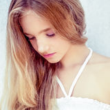 Beautiful teen girl Royalty Free Stock Image