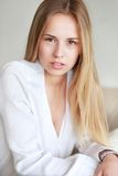 Beautiful teen girl Royalty Free Stock Photo