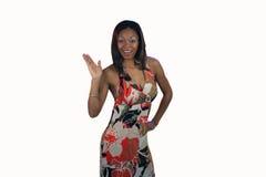 Beautiful Teen Hostess (3) Royalty Free Stock Photos