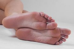 Teen Soles royalty free stock image