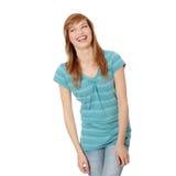Beautiful teen woman Stock Photo