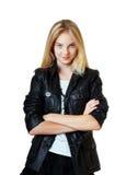Beautiful teenage girl Royalty Free Stock Images
