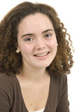 Beautiful teenage girl Royalty Free Stock Photos