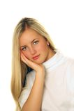 Beautiful teenage girl Royalty Free Stock Image
