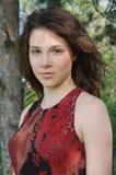 Beautiful teenage girl Royalty Free Stock Photo