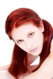Beautiful Teenage Girl Close Up stock photos
