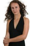 Beautiful Teenage Girl Isolated Royalty Free Stock Image