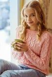 Beautiful teenage girl Royalty Free Stock Photography