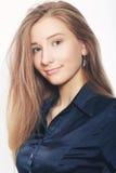 Beautiful teenage girl Stock Photography