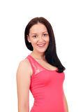 Beautiful teenage girl Stock Images