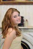 Beautiful Teenager Royalty Free Stock Photography