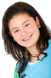 Beautiful teenager portrait Royalty Free Stock Images