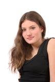 Beautiful teenager; portrait Royalty Free Stock Image