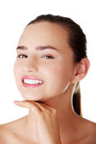 Teen spa concept Royalty Free Stock Photography