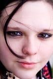 Beautiful Teenager Posing Stock Images