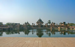 Beautiful Temple An indian temple Royalty Free Stock Photography