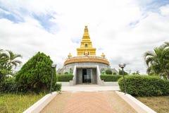 Thatbyinnyu temple, Bagan, Myanmar, old templeBeautiful temple at Nong Bua Lamphu Province, Thailand. Beautiful temple at Nong Bua Lamphu Province, Thailand Royalty Free Stock Photos