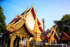 Beautiful Temple Stock Image