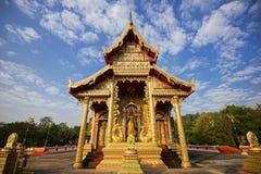 Beautiful Temple in Northern Stock Image