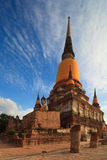 Beautiful temple,Thailand Stock Photography