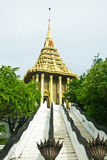 A beautiful temple in thailand Stock Images