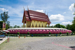 Beautiful temple  Thailand. Stock Image