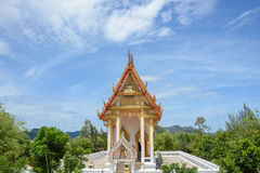 Beautiful Temple in Thailand Stock Images