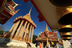 Beautiful temple in Thailand Royalty Free Stock Photo
