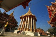 Beautiful temple in Thailand Royalty Free Stock Photography