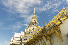 Beautiful temple in Thailand. Stock Photography
