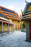 Beautiful temple in thailand Stock Photography