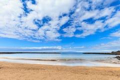 Beautiful Tenerife landscape - Las Americas Royalty Free Stock Photo
