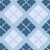 Beautiful textile pattern, Vector seamless. Beautiful textile pattern, seamless ornate Royalty Free Stock Images