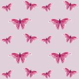 Beautiful texture: animal print - butterflies. Wings of an insect with beautiful pattern. Stylish gentle print Stock Images