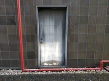 Beautiful texture background in village 35 door stock photos