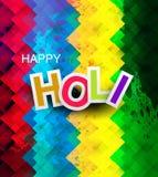 Beautiful texture colorful holi festival  Stock Photography