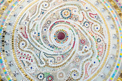 Beautiful texture of Colorful Mosaic Royalty Free Stock Photo