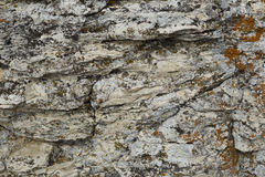 Beautiful texture of a mountain stone Royalty Free Stock Photos